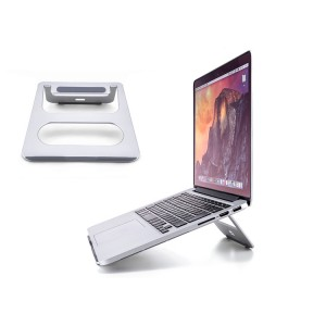Aluminium Alloy Laptop Stand For Macbook 12