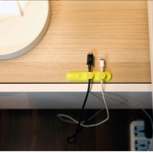 Cable Clip wire Organiser for Phone USB cable